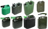 Fuel & Jerry Cans